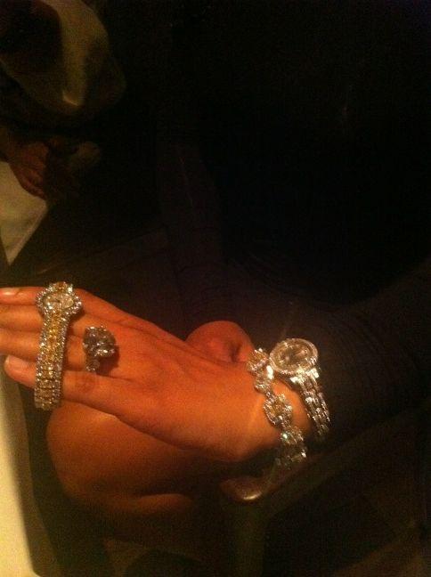 Classy or Tacky The Diamond Lady